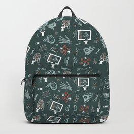 Academic Medicine on Evergreen Backpack