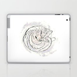 cat cosmos Laptop & iPad Skin