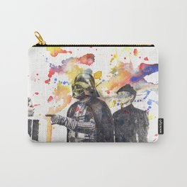 Darth Vader Pointing Leia Star Wars Movie Scene Carry-All Pouch