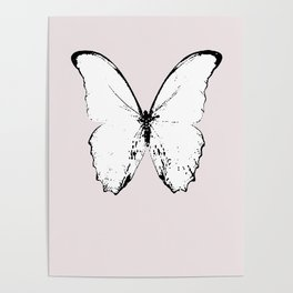 buttefly fly fly away Poster