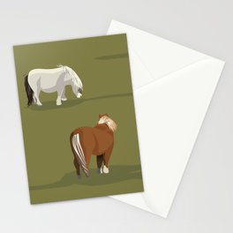 New Forest Miniature Ponies Stationery Cards