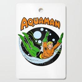 aquaman Cutting Board