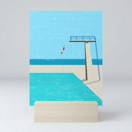 Canicule 4 Mini Art Print