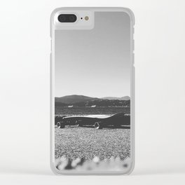 High Skates Clear iPhone Case