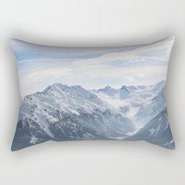 Wunderfull Snow Mountain(s) 2 Rectangular Pillow