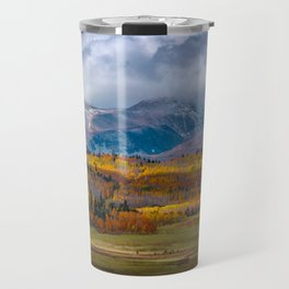 Fall in the Rockies Travel Mug
