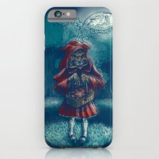 Big Bad Little Red Riding Wolf Hood Slim Case iPhone 6s