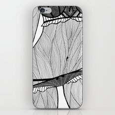 la femme 08 iPhone & iPod Skin
