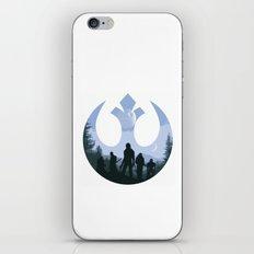 Rogue Rebels iPhone & iPod Skin