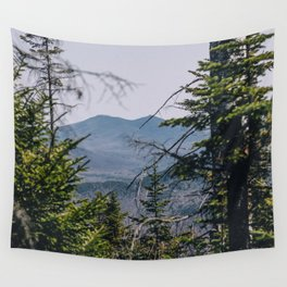 Nye Mountain Wall Tapestry