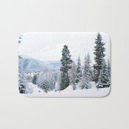 Mountain Shred Bath Mat