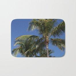 """In the Tropics"" Bath Mat"