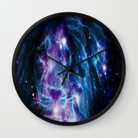 leo Wall Clocks featuring Leo by 2sweet4words Designs