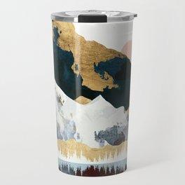 Winters Day Travel Mug