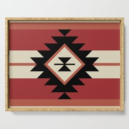 Aztec pattern 5 Serving Tray