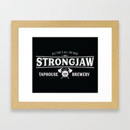 Grog Strongjaw Framed Art Print