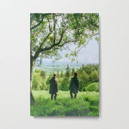 Forever Green Metal Print