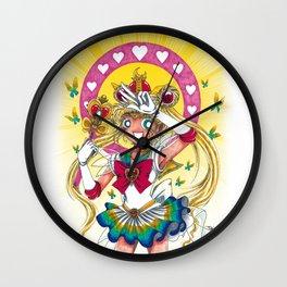 SUPER SAILOR MOON Wall Clock