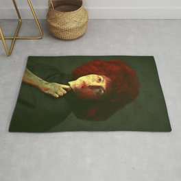 The red hat Rug