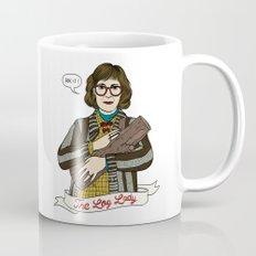 Twin Peaks (David Lynch) The Log Lady Coffee Mug