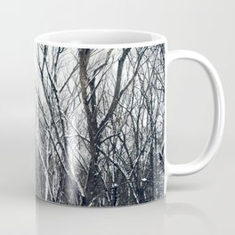 FROSTED FOREST  Coffee Mug