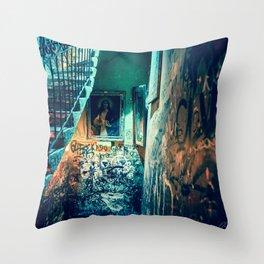 Jesus Throw Pillow