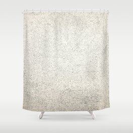Infinity Net Alike Yayoi Shower Curtain