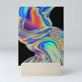 VISION OF DIVISION Mini Art Print