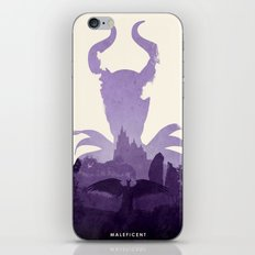 Maleficent (II) iPhone & iPod Skin