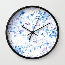 Mini Impressions: BLUETS Wall Clock