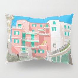 Amalfi Coast Pillow Sham