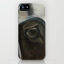 ABE sketch iPhone Case