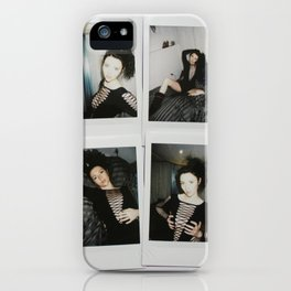 Polaroids iPhone Case