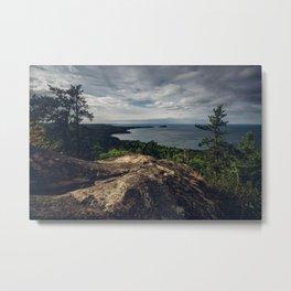Sugarloaf Mountain Metal Print