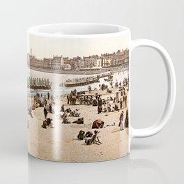 The harbour, Margate, Kent, England, ca. 1897 Coffee Mug