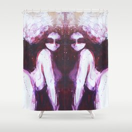 REVEAL - 3 Shower Curtain