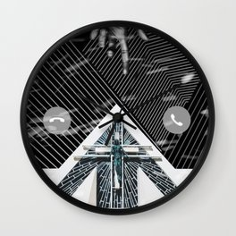 Your Call Wall Clock