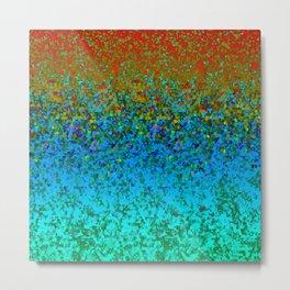Glitter Dust Background G178 Metal Print