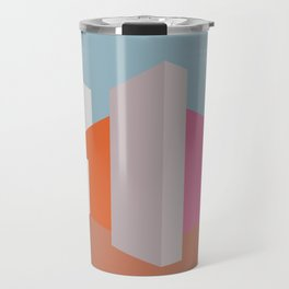 Mexico City, Casa Luis Barragán Travel Mug