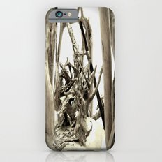Driftwood (B&W) iPhone 6s Slim Case