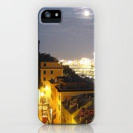 Genova iPhone Case