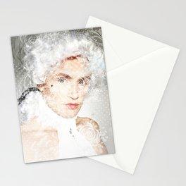 Rokoko Portrait Stationery Cards