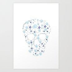 Skull of Skulls Art Print