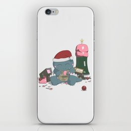 Godzelato! - Series 6: Recycle your city iPhone Skin