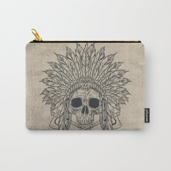 The Dead Chief Carry-All Pouch