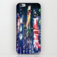 industrial iPhone & iPod Skins featuring industrial by Hamster&hearts