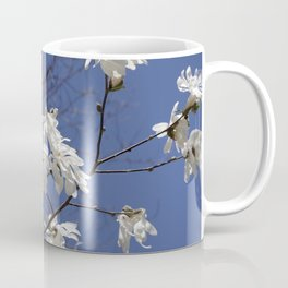 Star filled sky (Star Magnolia flowers!)      Edit Coffee Mug