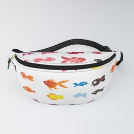 Fish collection Fanny Pack