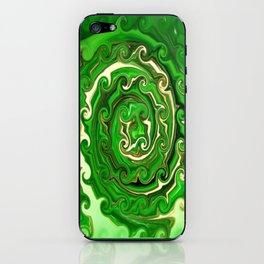 Irish Green iPhone Skin