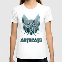 transformers T-shirts featuring Autocats Transformers by Enrique Valles